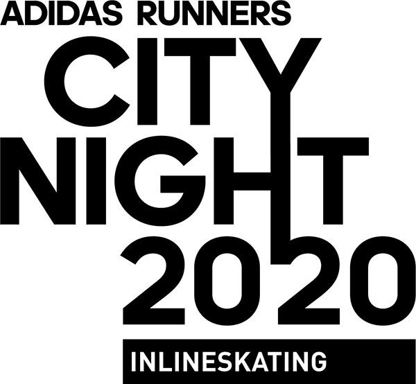 adidas Runners City Night Inlineskating